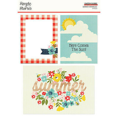 SN@P CARDS! Simple Stories - Summer Farmhouse - comprar online