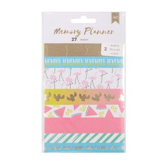 Washi Memory Planner American Craft