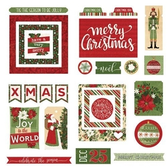 Die Cuts Ephemera PhotoPlay - Christmas Memories - comprar online