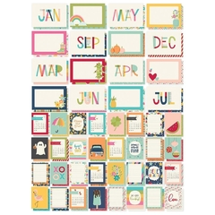SN@P CARDS! Simple Stories - Best Year Ever - comprar online