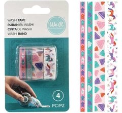 Washi Tape We R - Unicornio - 660653