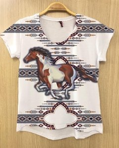 Camiseta Feminina Country
