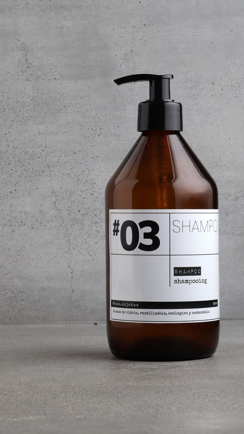 Dispenser Ambar Shampoo/ Acondicionador en internet
