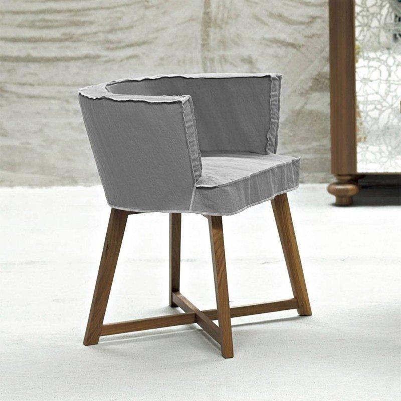 Silla gerva tapizada comprar en lebon house - Funda silla escritorio ...