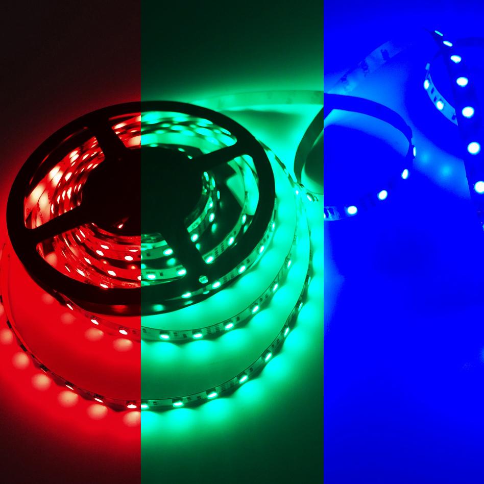 TIRA LED RGB 15w 5060