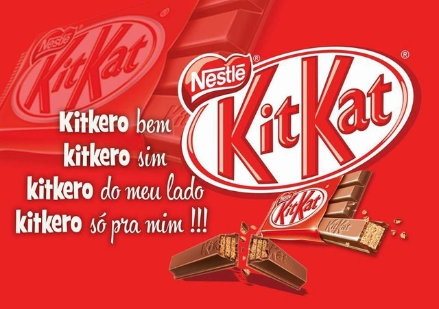Kit de Páscoa Chocolate Kit Kat - comprar online