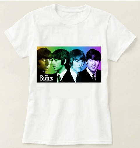 Camiseta  The Beatles - Modelo 2