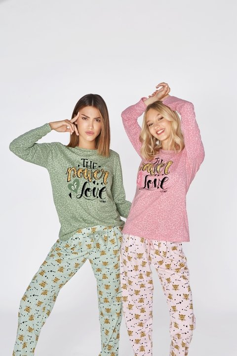 PIJAMA SO POWER LOVE #11501