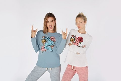 PIJAMA SO FIGHTER #11508 - comprar online