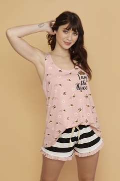11532 - PIJAMA SO QUEEN BEE - comprar online