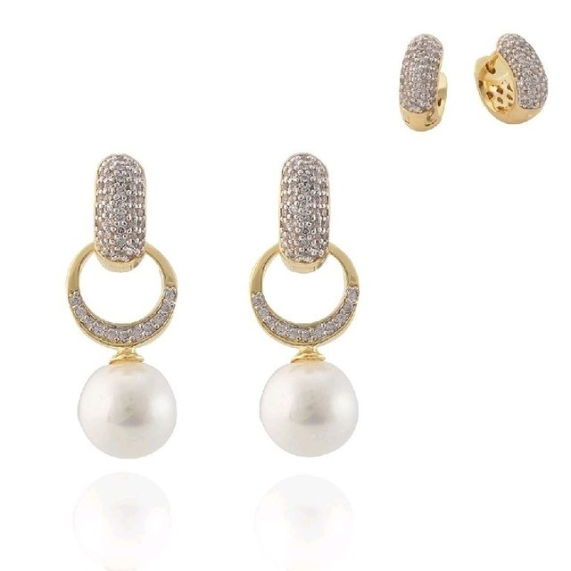 2 in 1 Earring - buy online
