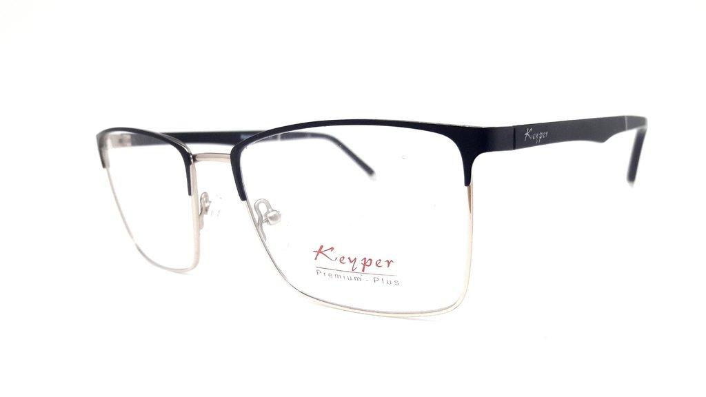 50c4be02f Óculos de Grau Keyper 1487 C12 55