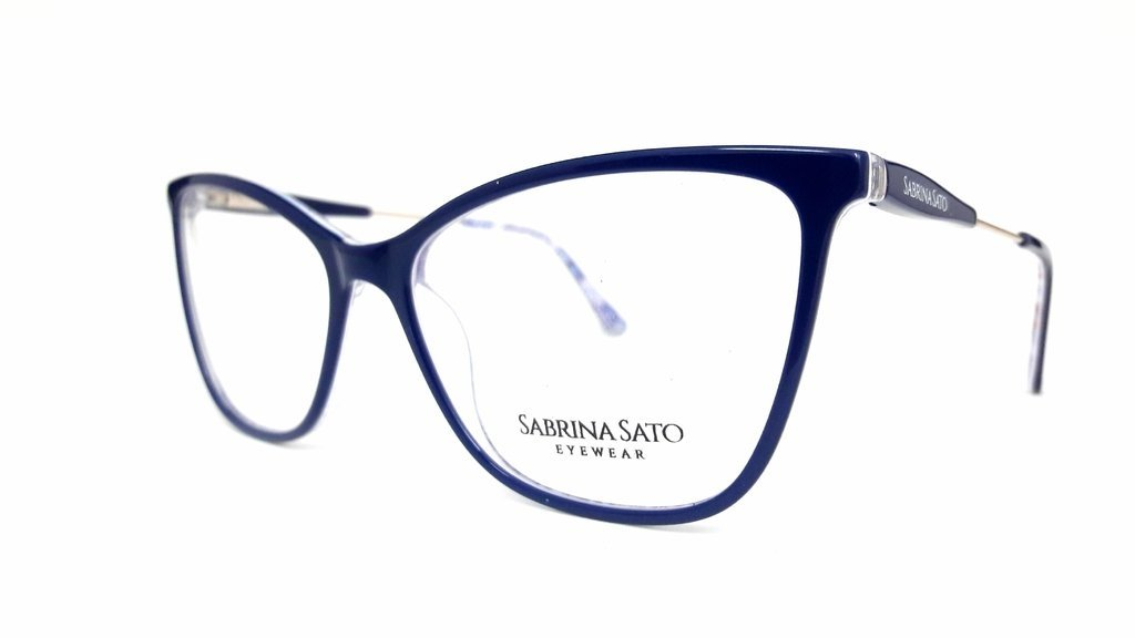Óculos de Grau Sabrina Sato SB 5023 C3 c50772a8fd
