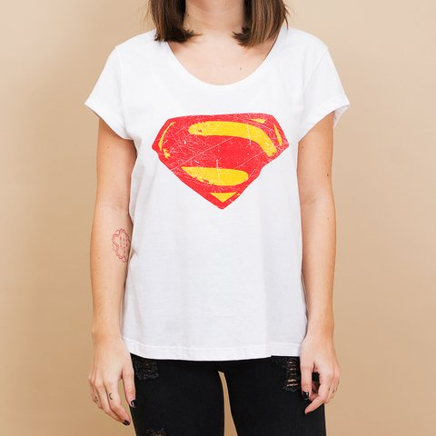 REMERA SUPERWOMAN