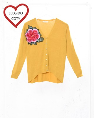 SACO YELLOW ROSE