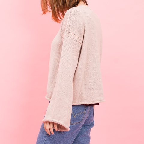 SWEATER TILO ROSA