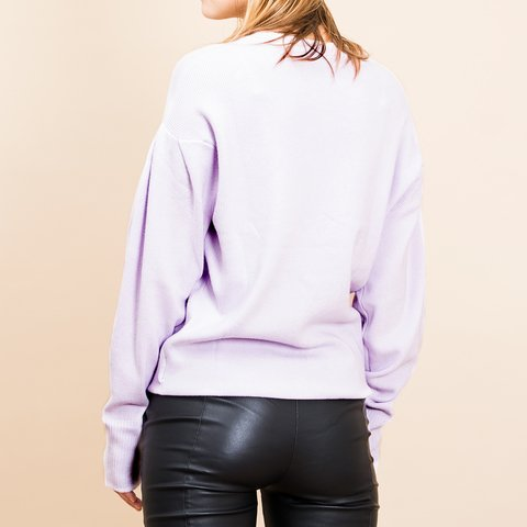 SWEATER LADDER LILA - comprar online