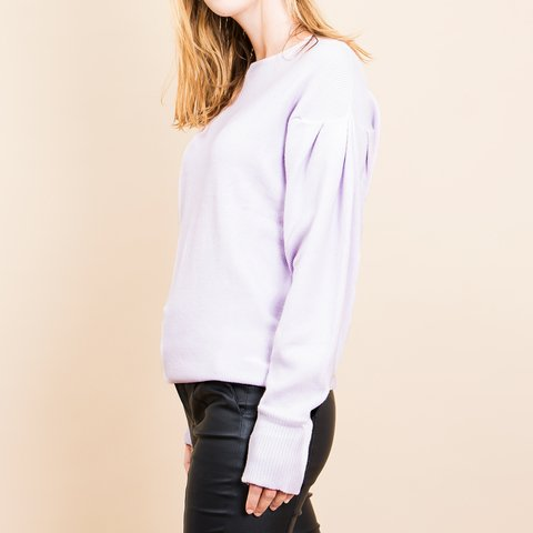 SWEATER LADDER LILA en internet