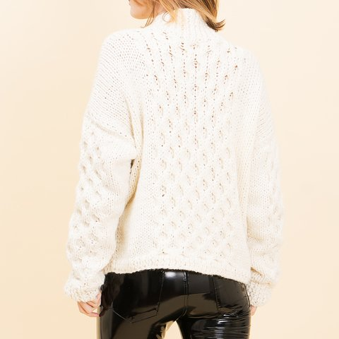 SWEATER BEGONIA