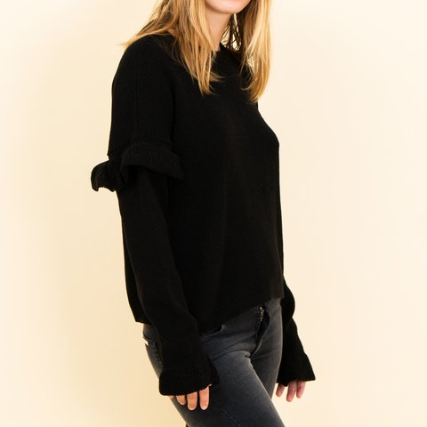 SWEATER FLY NEGRO - comprar online