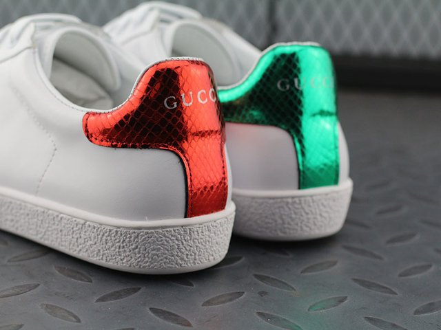 Gucci Ace Embroidered Low-Top - comprar online