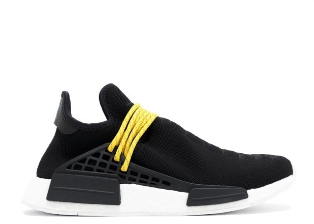 Adidas PW Human Race Pharell Williams Black