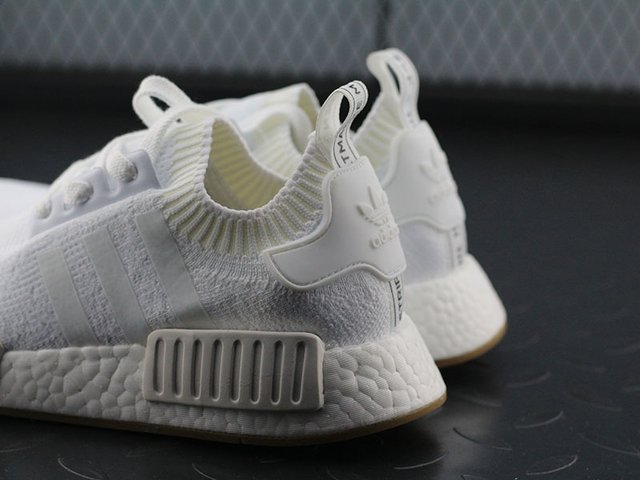 Adidas NMD White - M11 Shoes