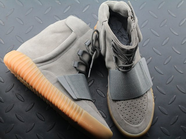 Adidas Yeezy Boost 750 Light Grey - M11 Shoes