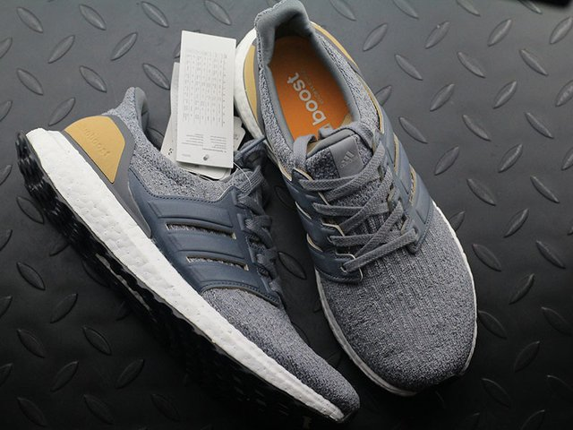 Adidas Ultra Boost Grey Tan na internet