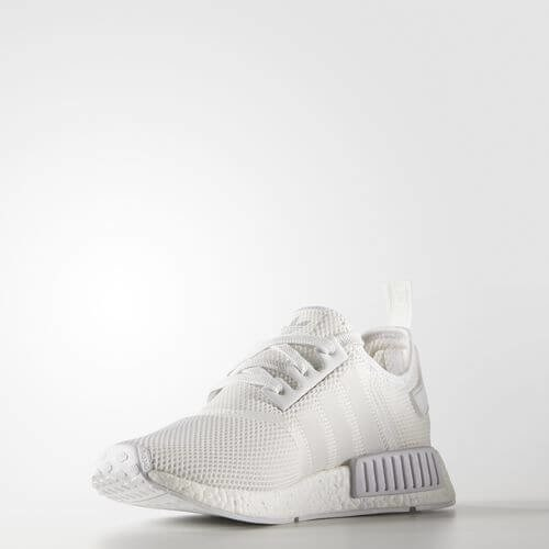 Tênis NMD R1 TRIPLE WHITE na internet