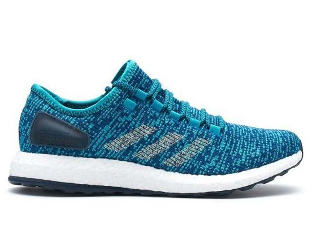 Imagem do Pure Boost 2.0 Primeknit Energy Blue