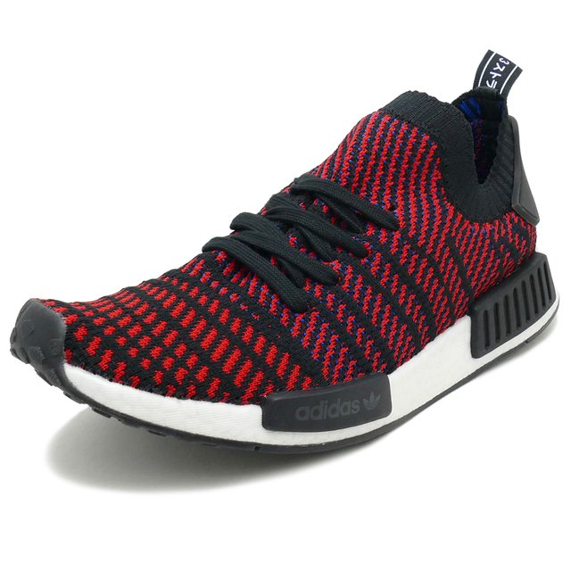 Adidas NMD PK Black-Red-Blue