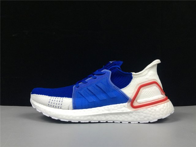 Imagem do Ultra Boost 5.0 2019 White Blue