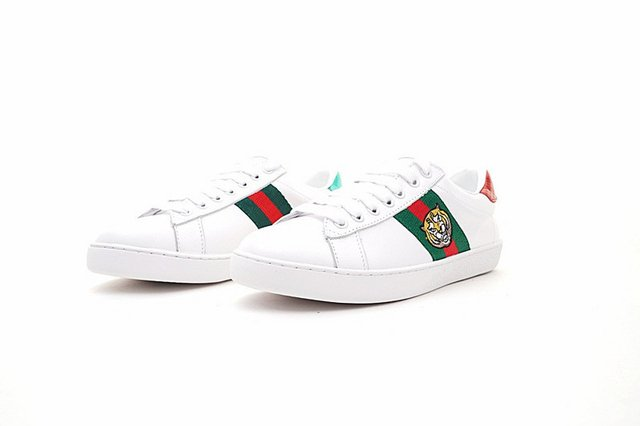 Gucci Ace Embroidered Low-Top