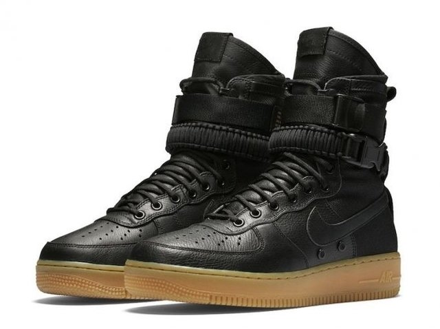 NIKE SF AIR FORCE ONE HIGH SPECIAL FIELD URBAN UTILITY