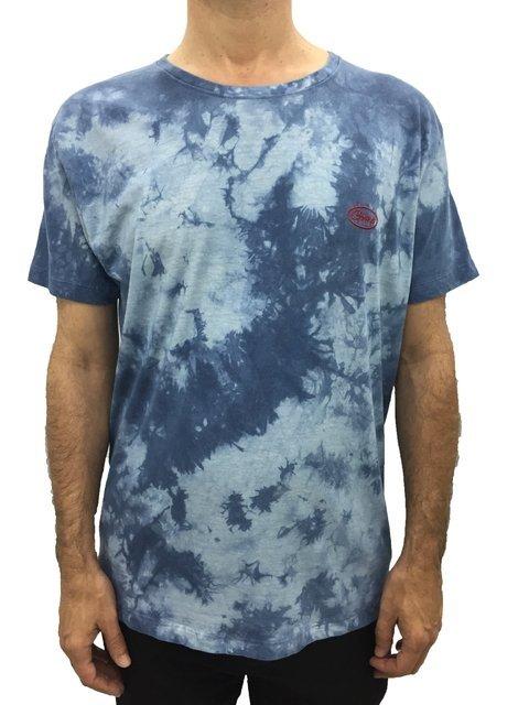 49f9356225eba camiseta masculina gomp manga curta malha estonada algodão azul 101701