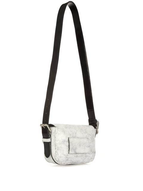 Cartera Crash Blanco