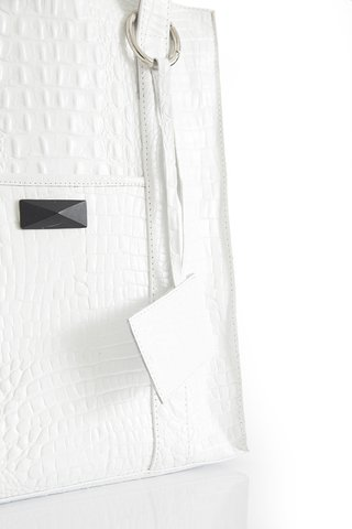 Cartera Cambridge blanca en internet