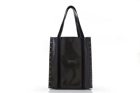 Cartera Cambridge Negra