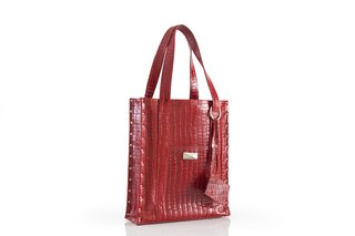 Cartera Cambridge Roja