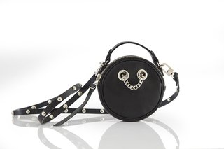 Mini Cartera Margarete Negra