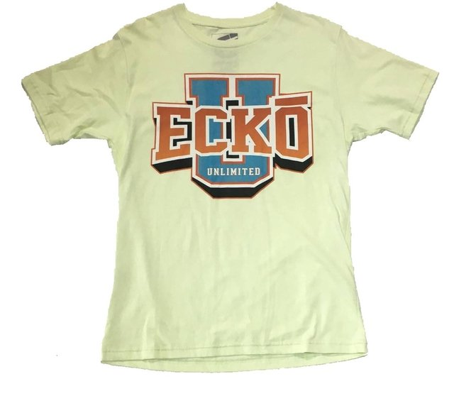 Remera - Ecko Unltd. - The U