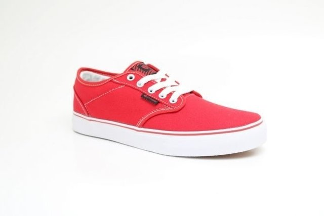 Zapatillas - Vairo - Hardflip (Canvas)- Roja
