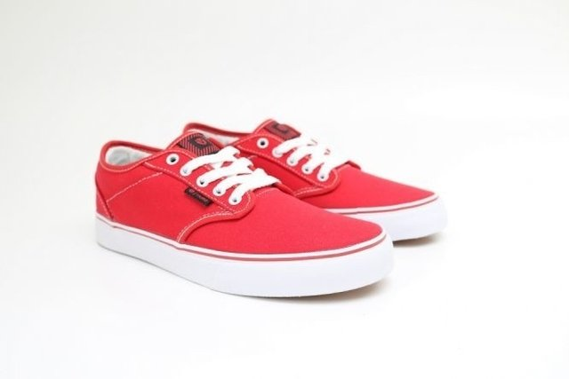 Zapatillas - Vairo - Hardflip (Canvas)- Roja en internet
