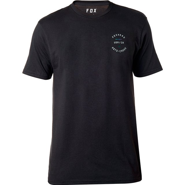 Remera - FOX - Paid SS - Negro