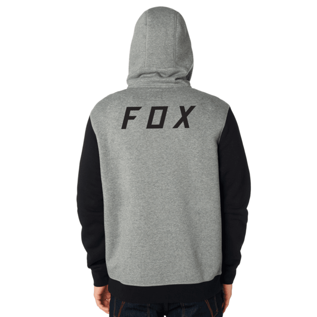 Campera - Fox - Win Mob - Gris/Negro en internet