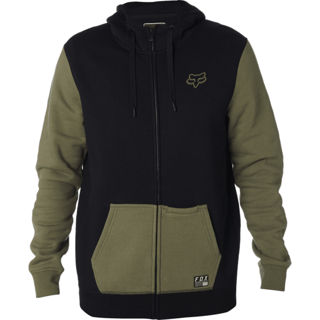 Campera - Fox - Win mob - Negro/Verde