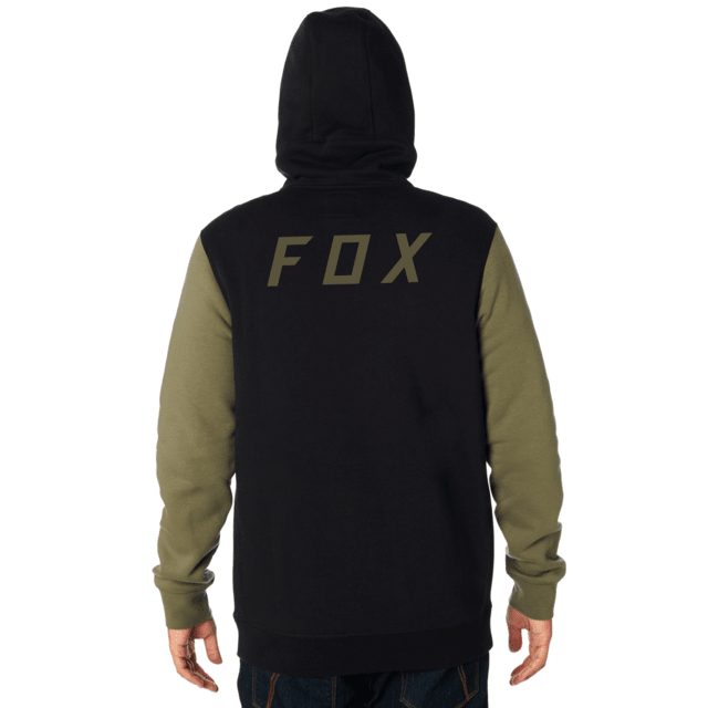 Campera - Fox - Win mob - Negro/Verde en internet