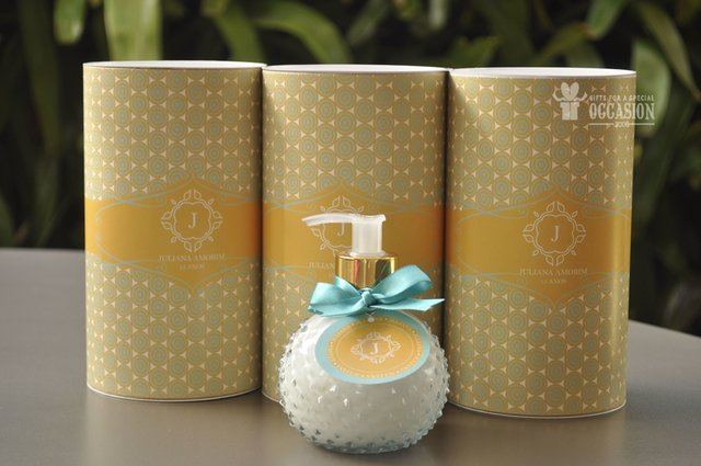 CREME HIDRATANTE BALLE 150ML - 5 UNIDADES - lembrancinhas personalizadas Gifts for a Special Occasion