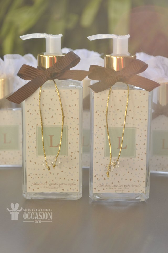 DUO KIT TOALETE QUARTIER 250ML - lembrancinhas personalizadas Gifts for a Special Occasion